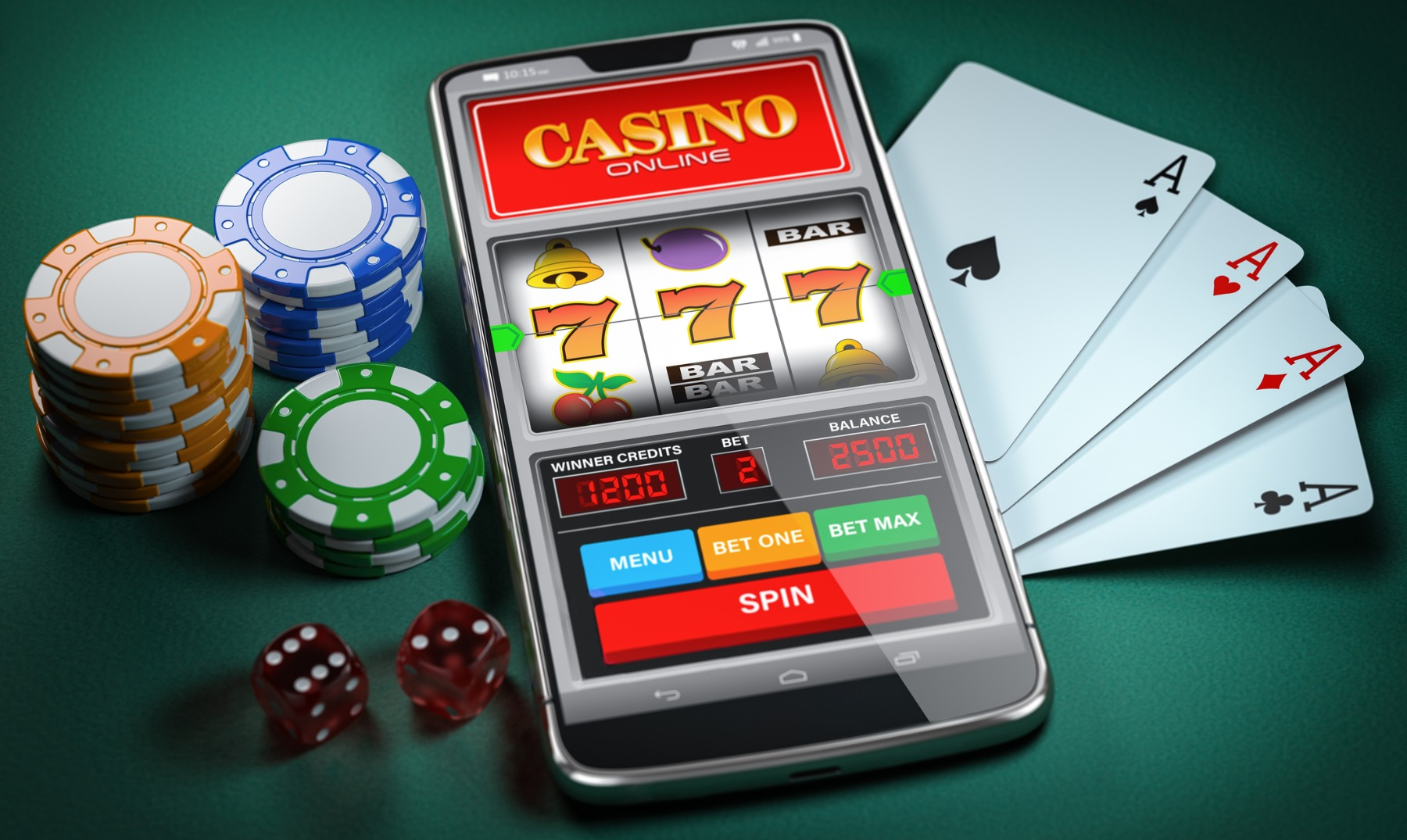 Apps para casinos online